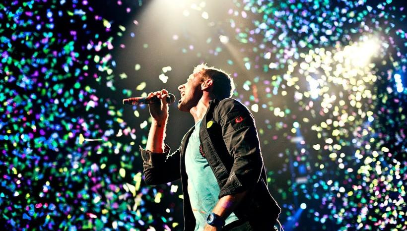 Coldplay começa sua turnê pela América Latina, e dia 7 de abril é a vez do Brasil!